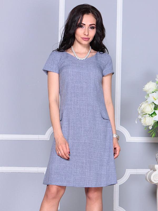 Платье цвета фиолетовой дымки   4238464