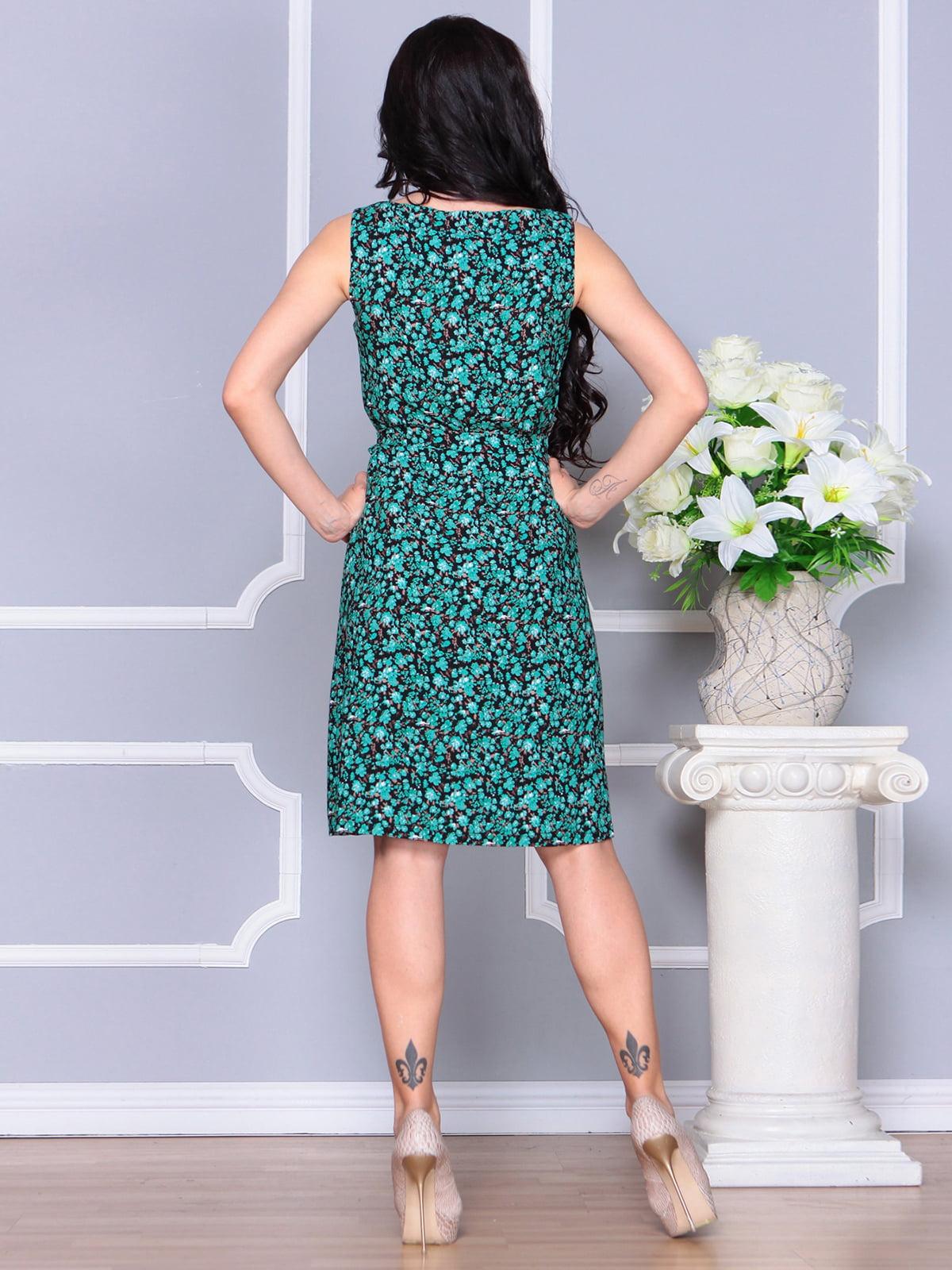 Платье в принт | 4238468 | фото 2