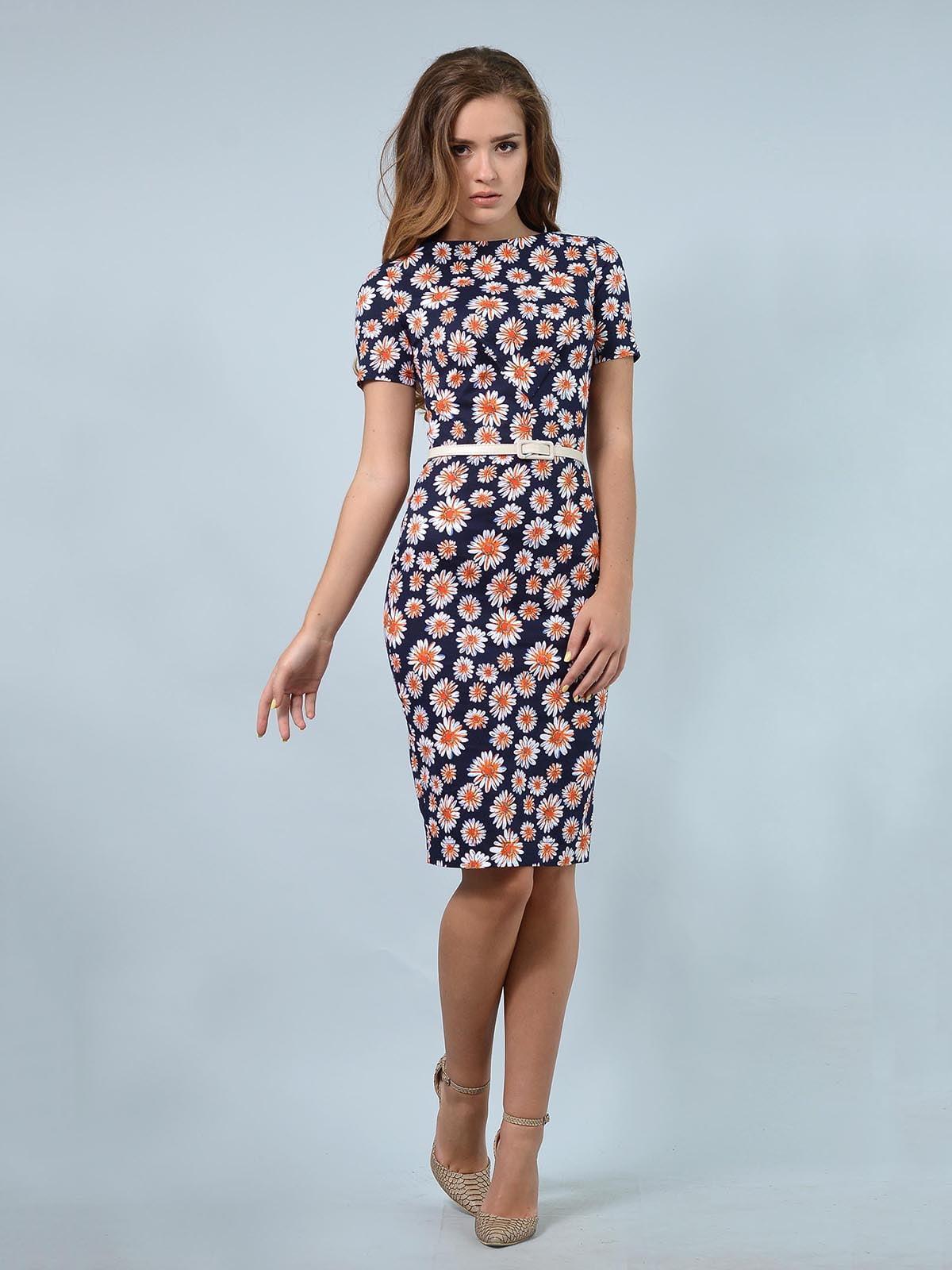 Сукня в квітковий принт | 4238375