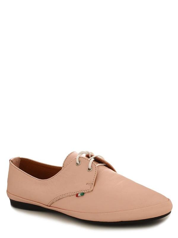 Туфли цвета пудры   4238222