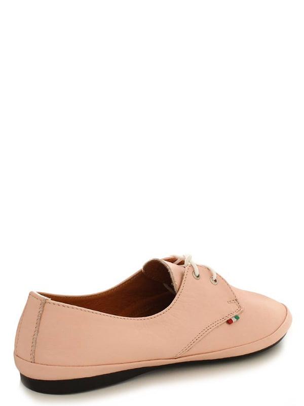 Туфли цвета пудры   4238222   фото 3
