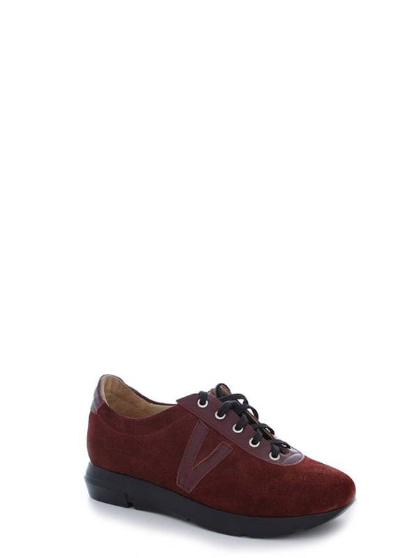 Туфли бордовые | 4238241