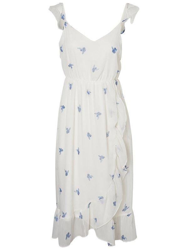 Платье молочного цвета | 4242168