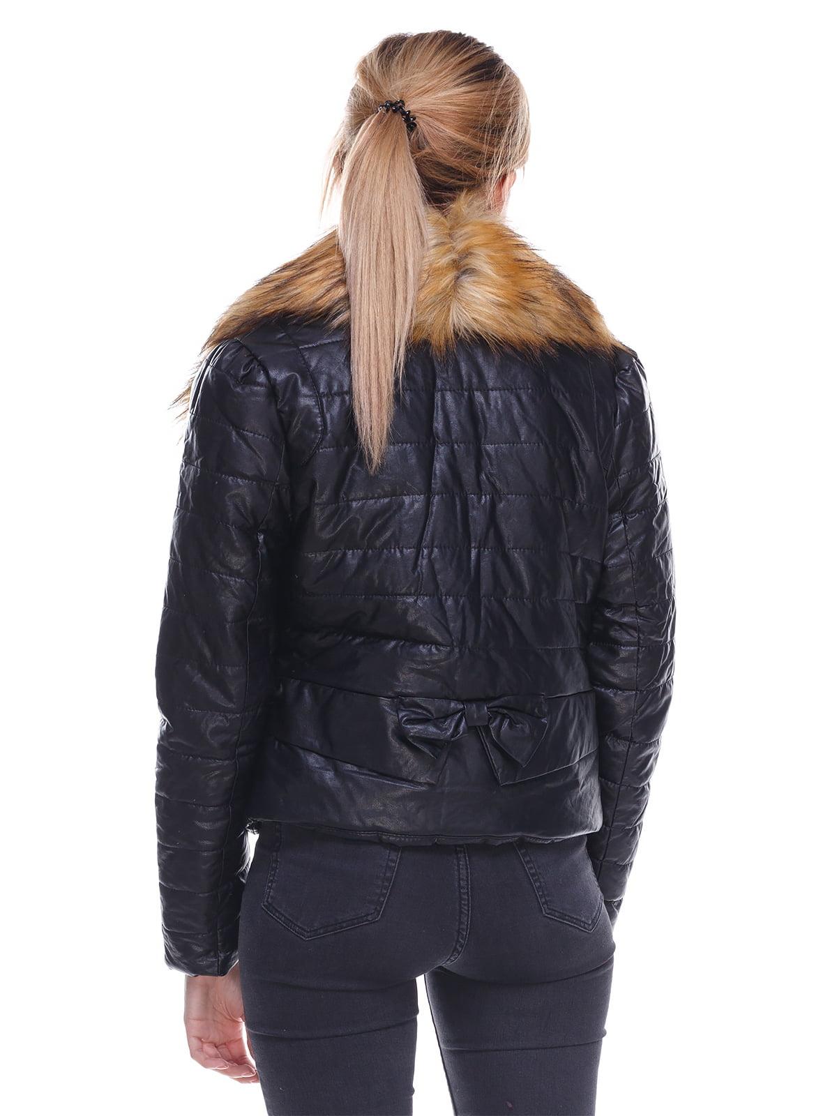 Куртка черная | 3575223 | фото 2