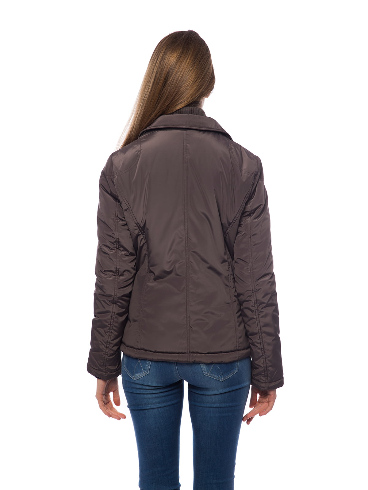 Куртка коричневая | 2716680 | фото 8