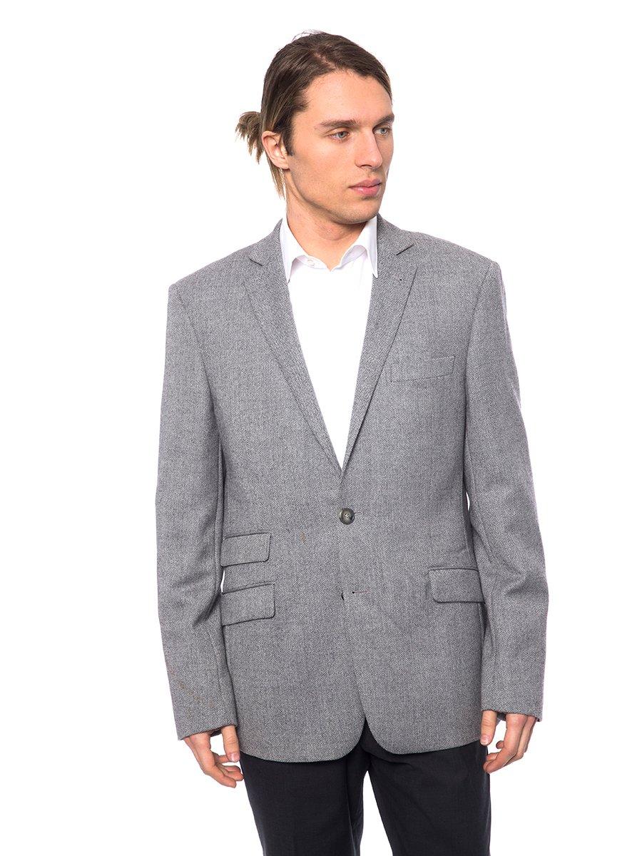 Пиджак серый | 4240380