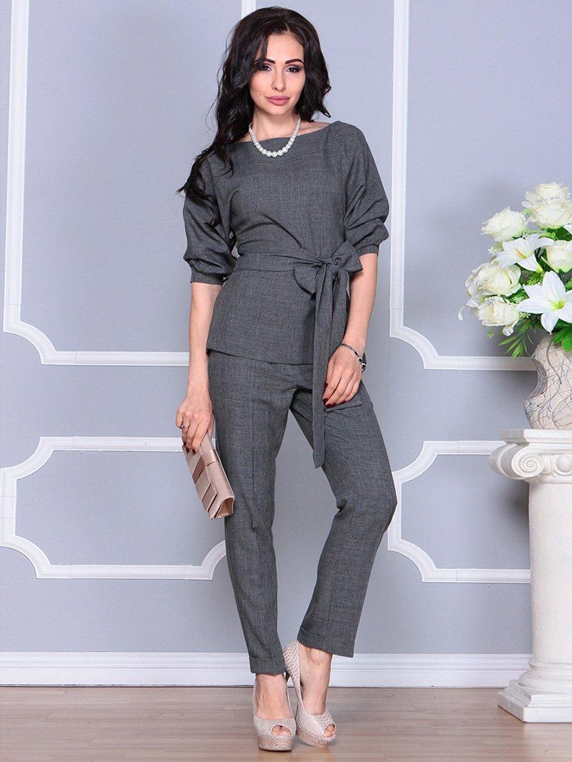 Костюм: блуза і штани | 4246236