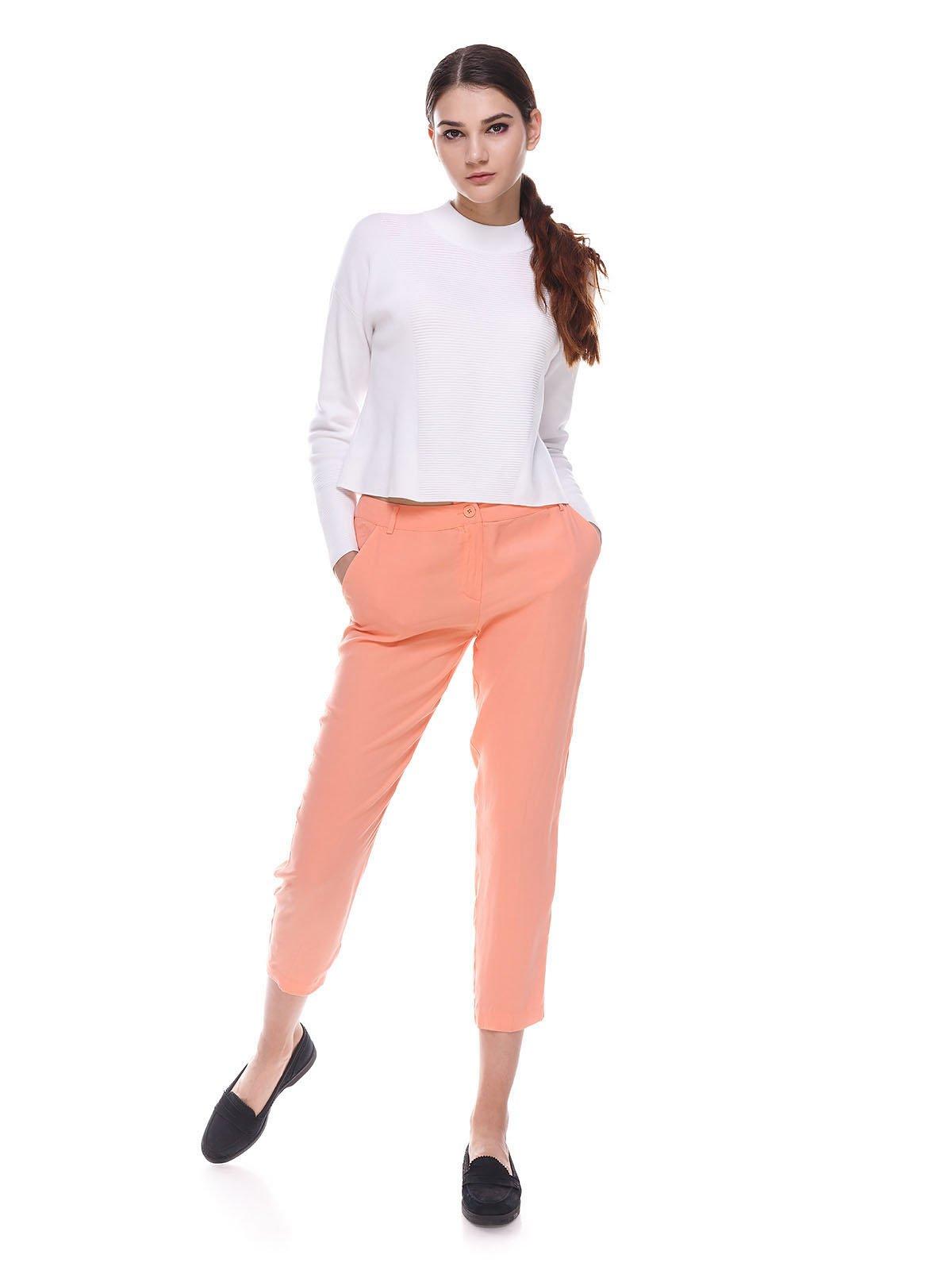 Штани персикового кольору | 2784150