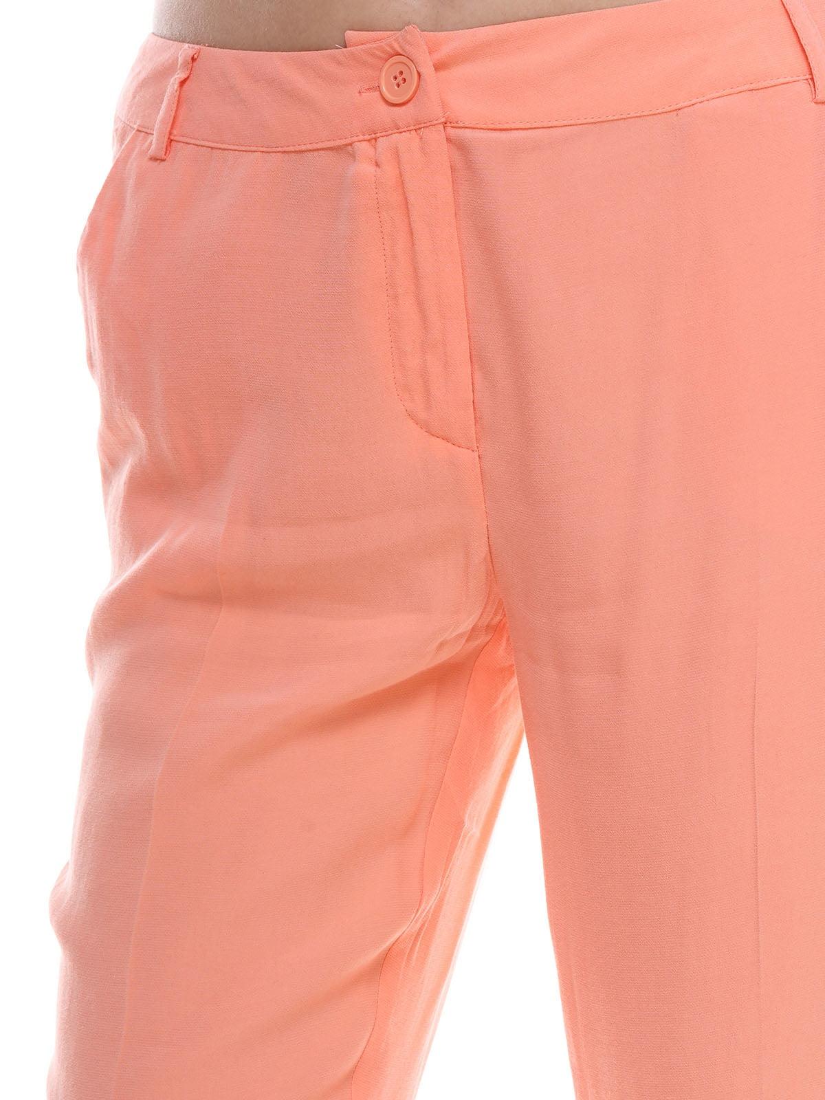 Штани персикового кольору | 2784150 | фото 4