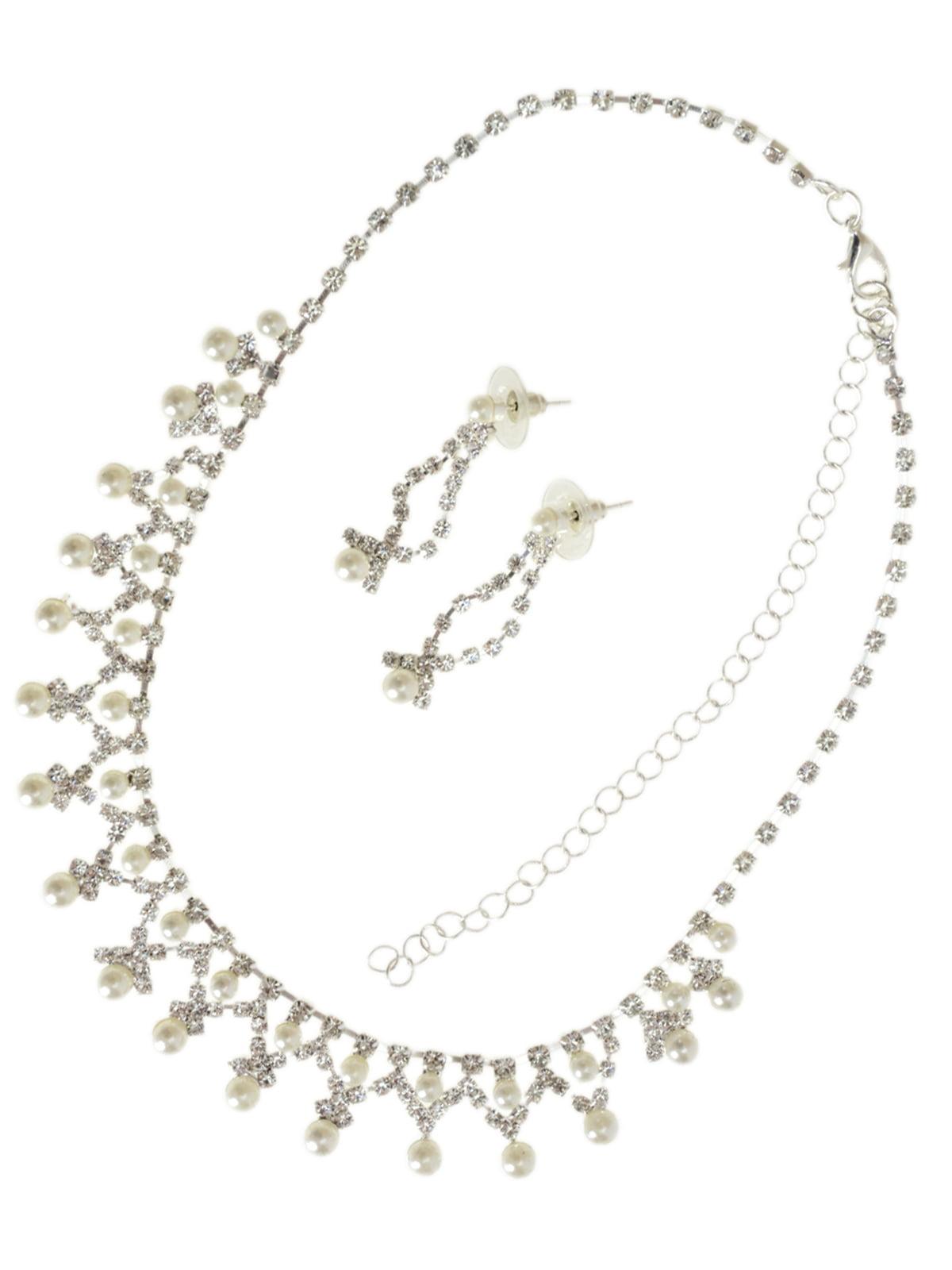 Набор: ожерелье и колье | 4248229