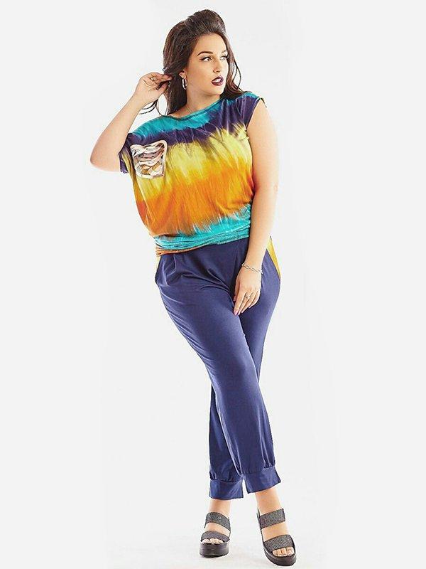 Костюм: блуза і штани | 4220213