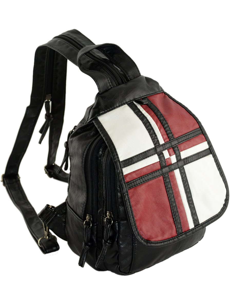 Рюкзак чорний | 4248512