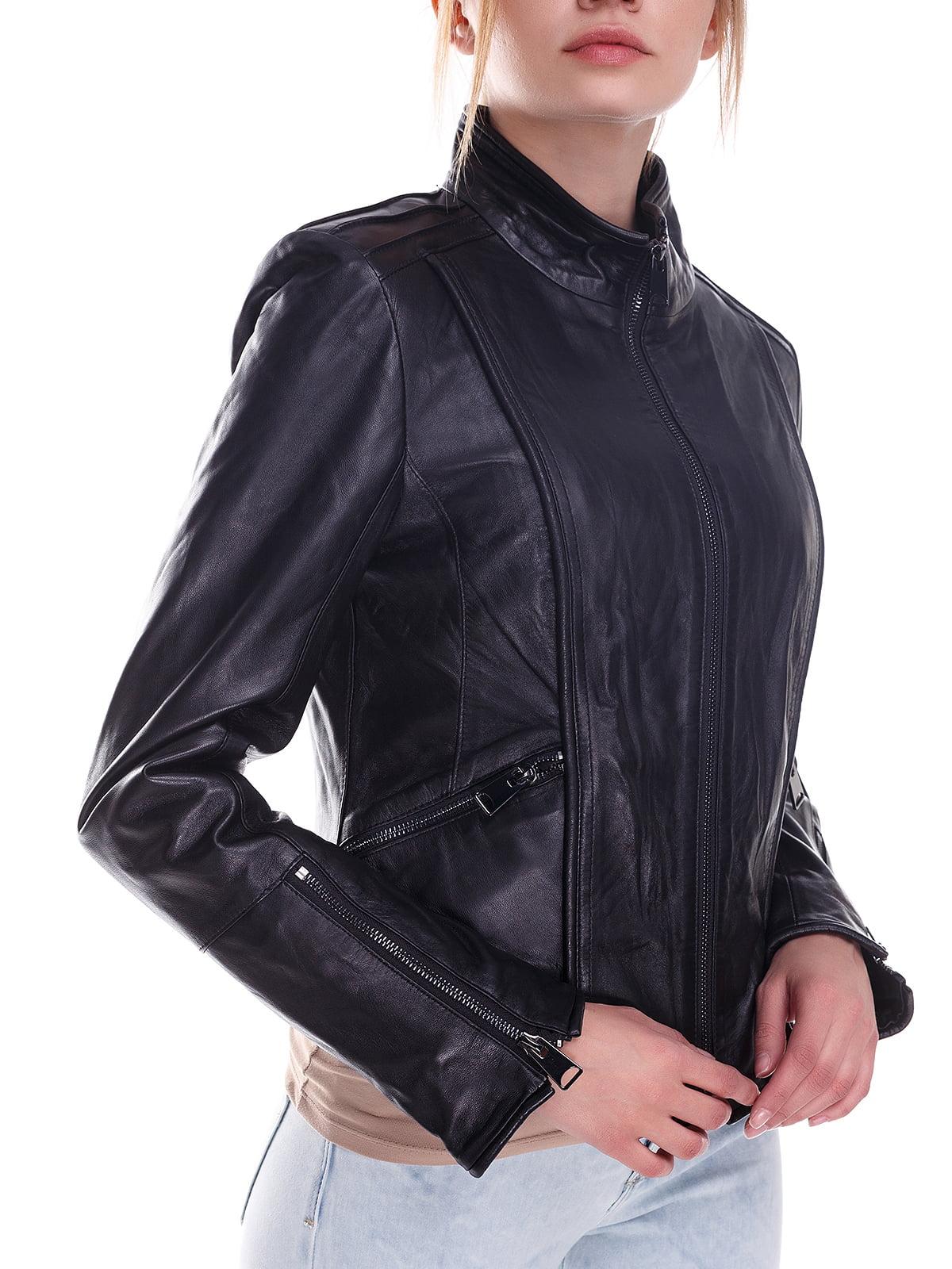 Куртка чорна   4246851   фото 3