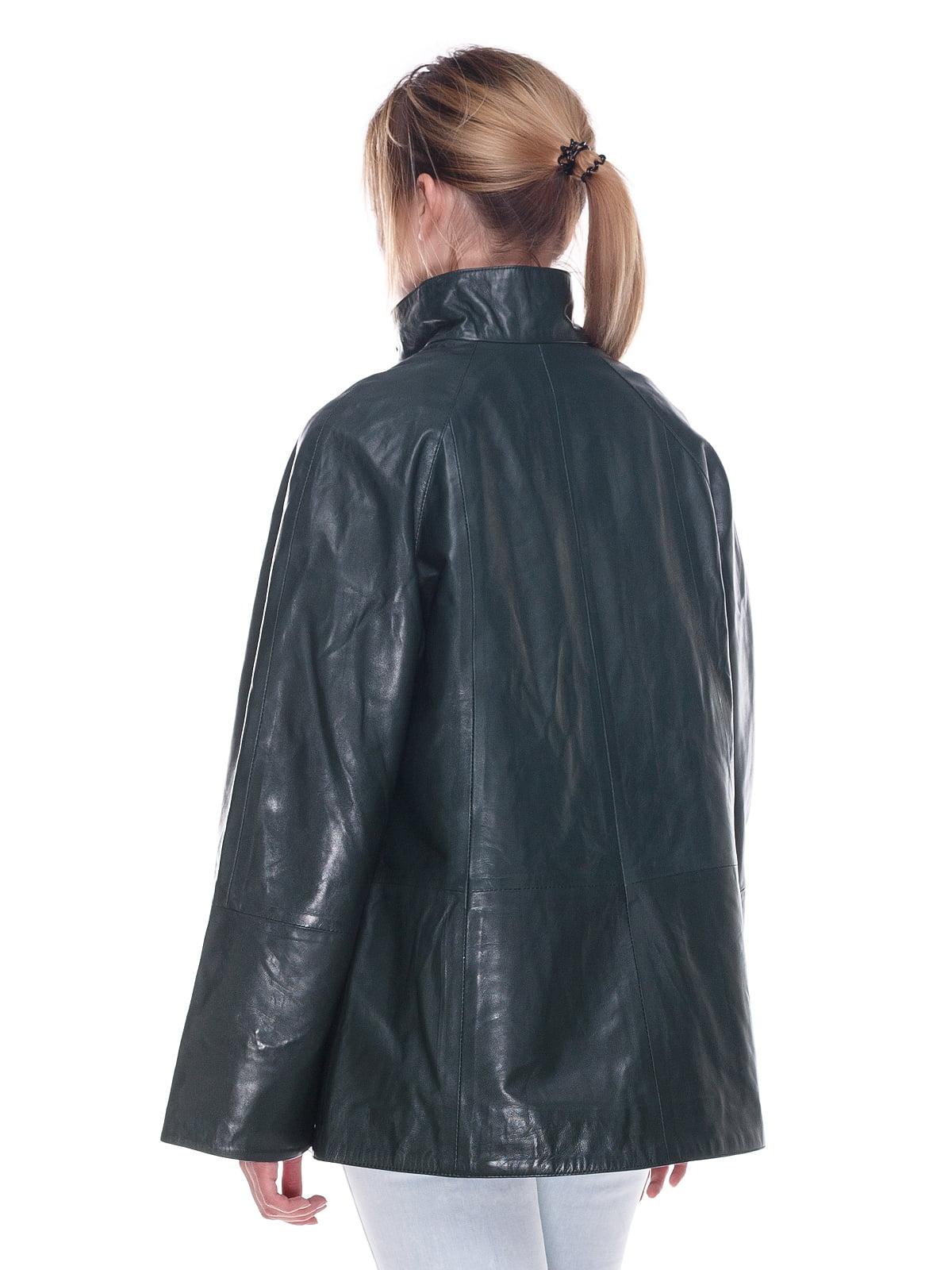 Куртка смарагдового кольору | 4246856 | фото 2