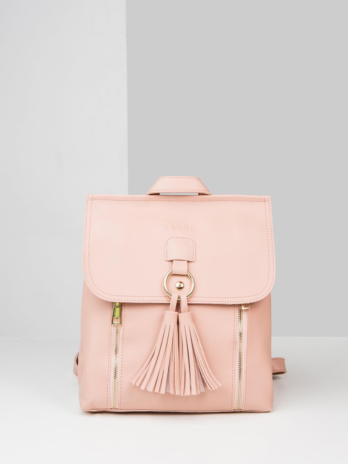 Рюкзак розовый | 4249548