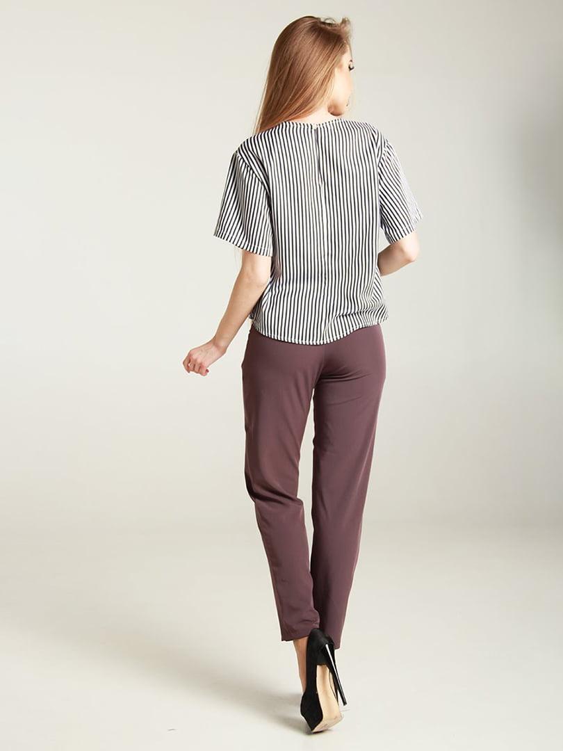 Блуза в смужку | 4250734 | фото 2