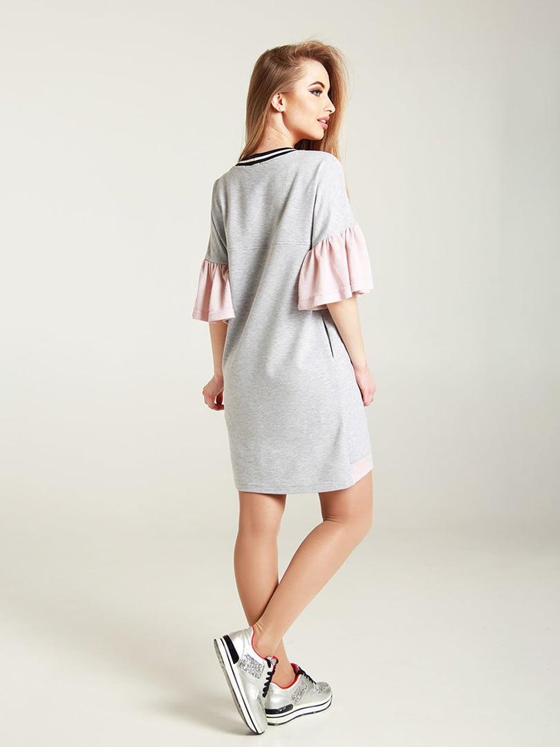 Сукня двоколірна | 4250762 | фото 2
