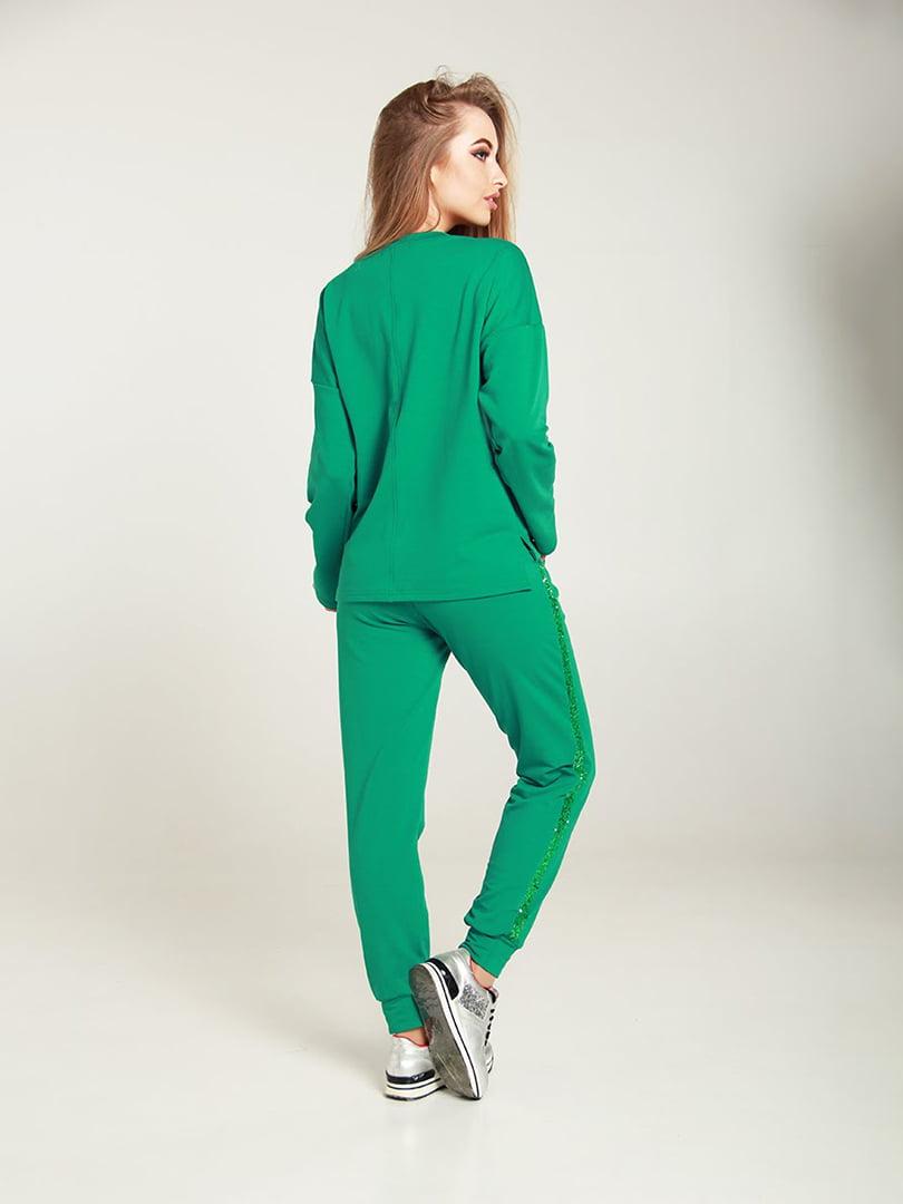 Костюм: джемпер и брюки | 4250781 | фото 2