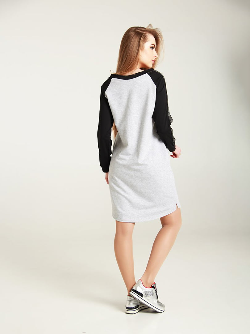 Сукня двоколірна | 4250853 | фото 2