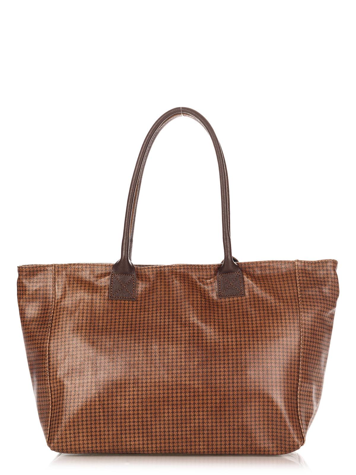 Сумка коричневая   4252506