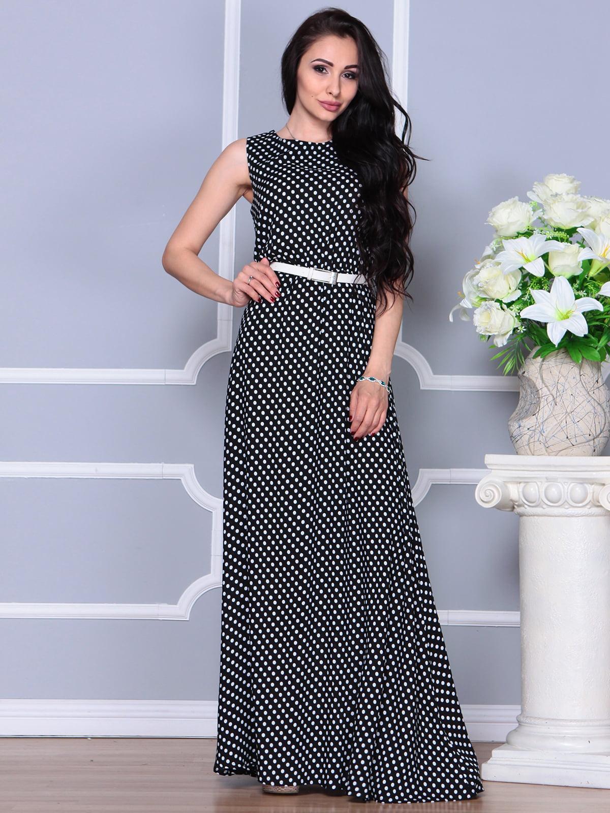 Платье в горох | 4255779