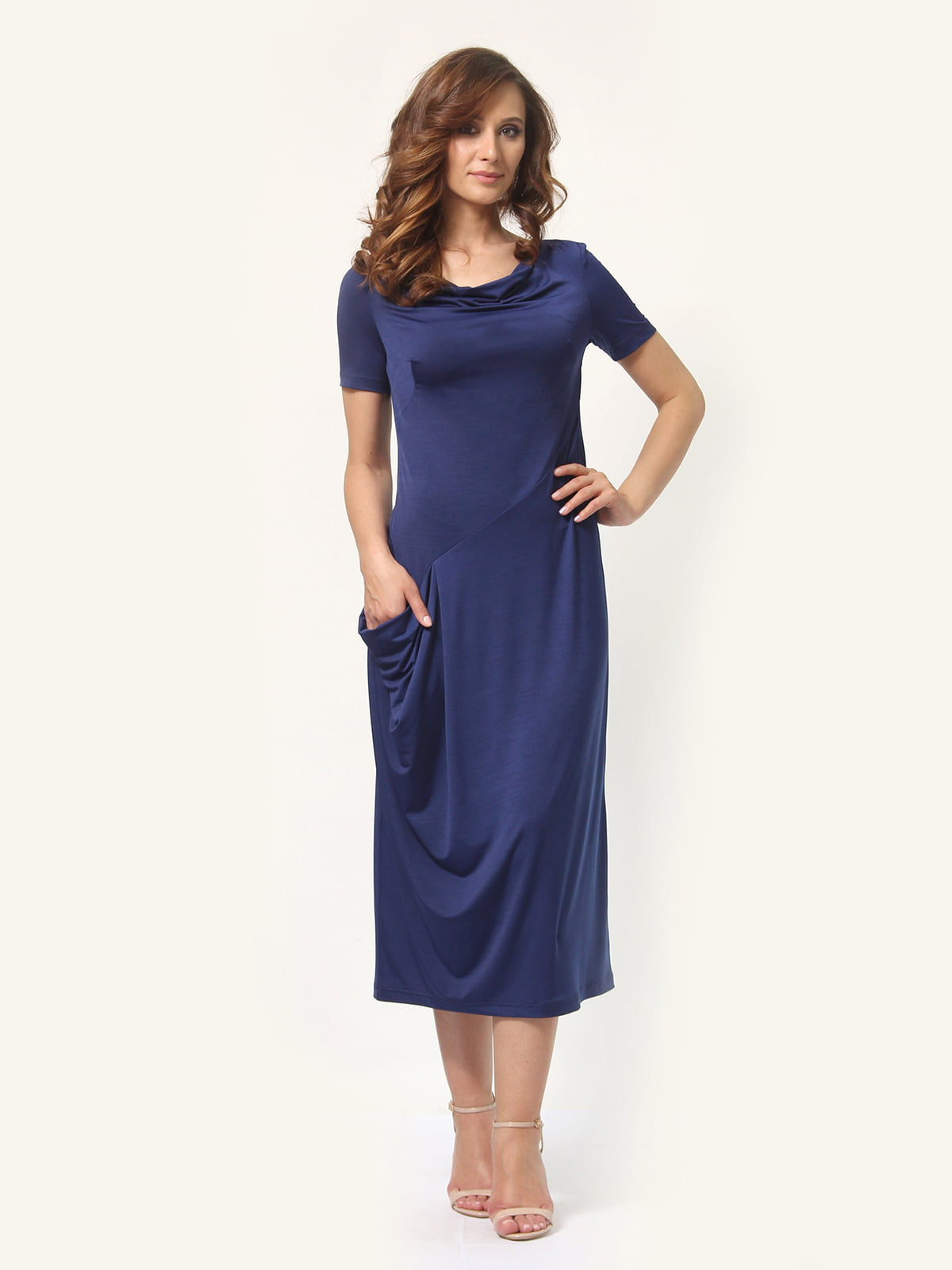 Сукня синя | 4257789