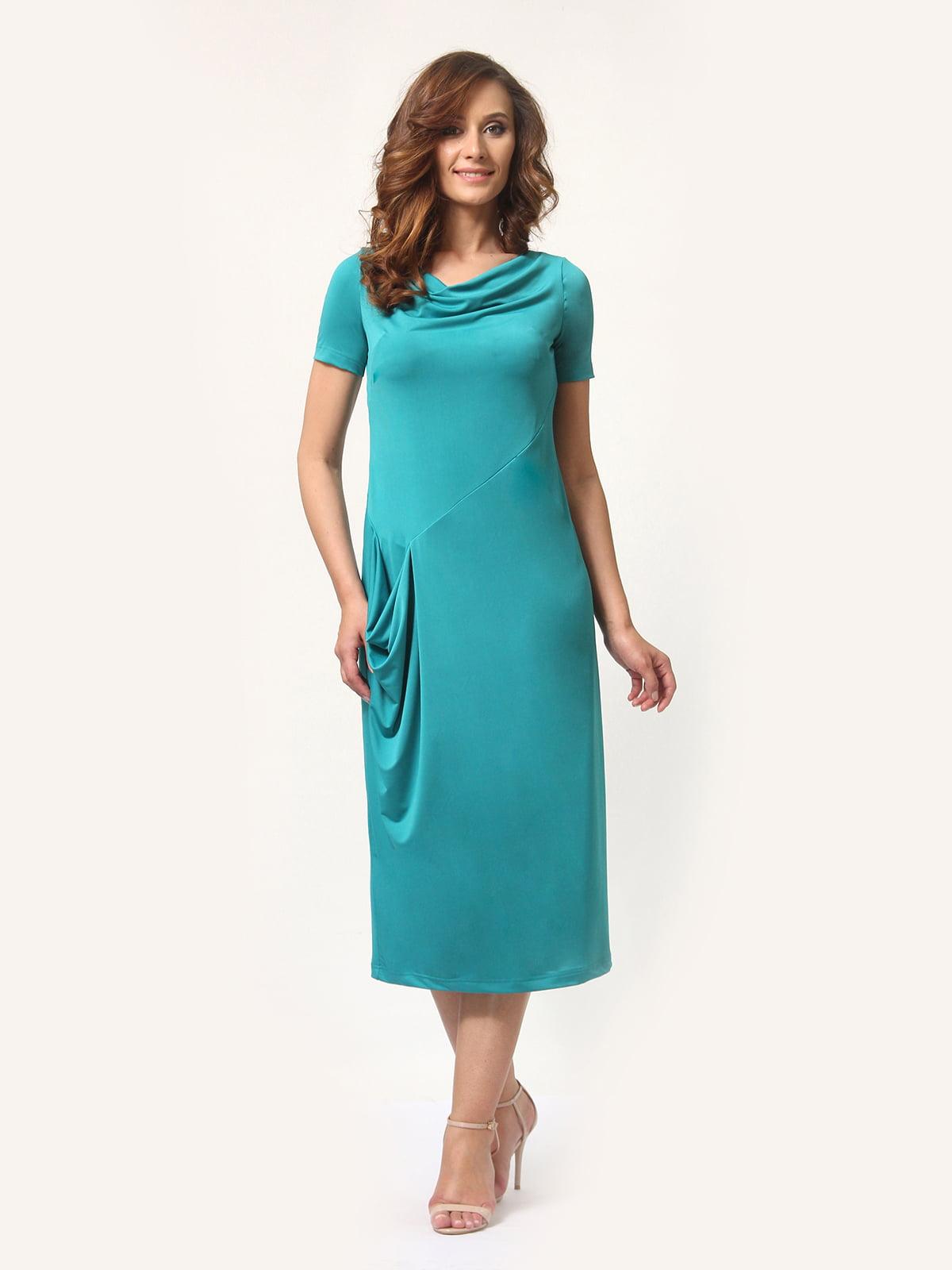 Сукня бірюзова   4257790