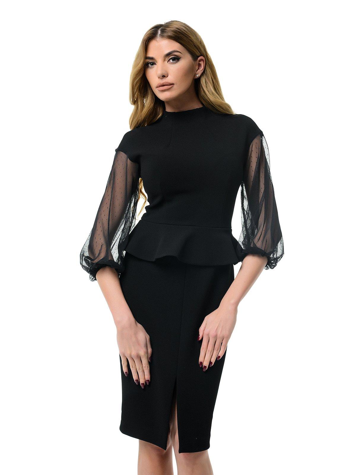 Платье черное | 4261143