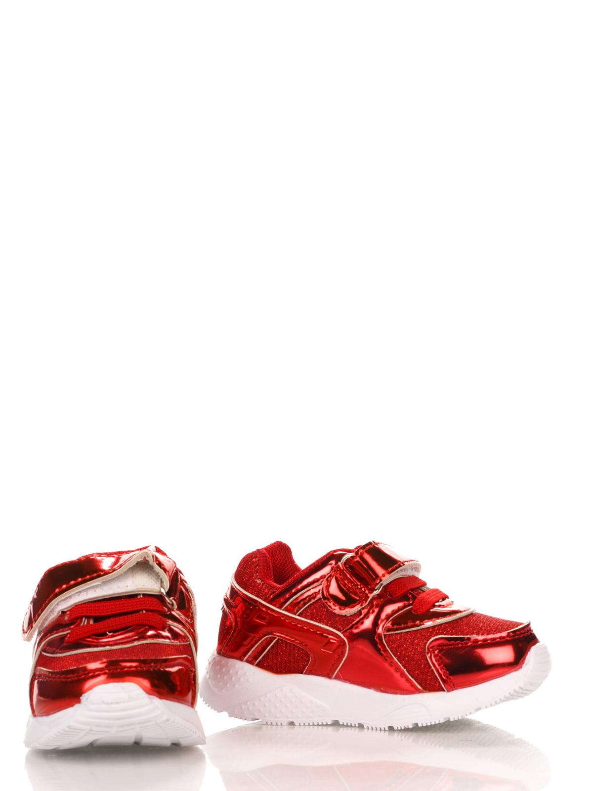 Кроссовки красные | 3902757