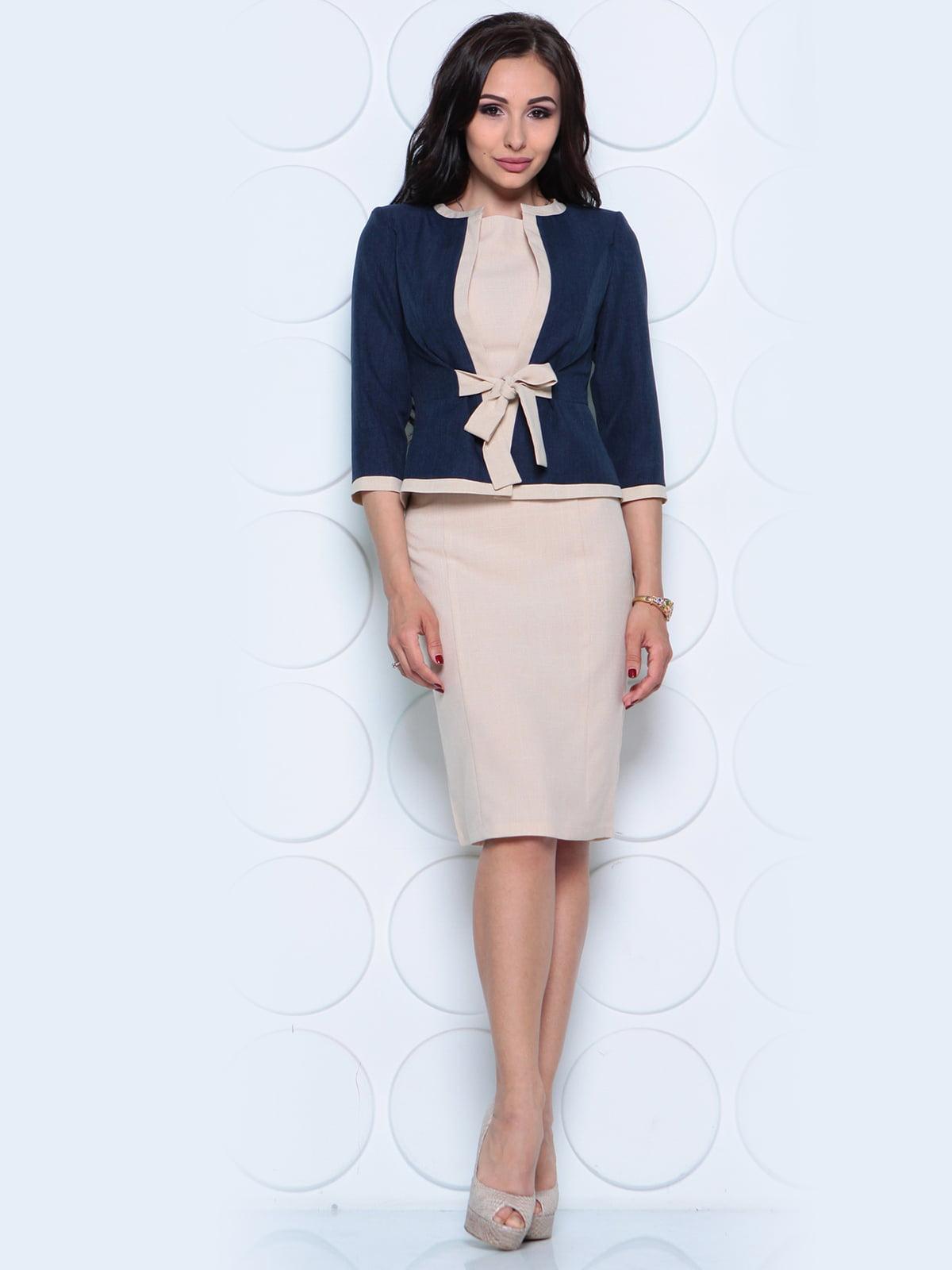 Комплект: жакет и платье | 4261212