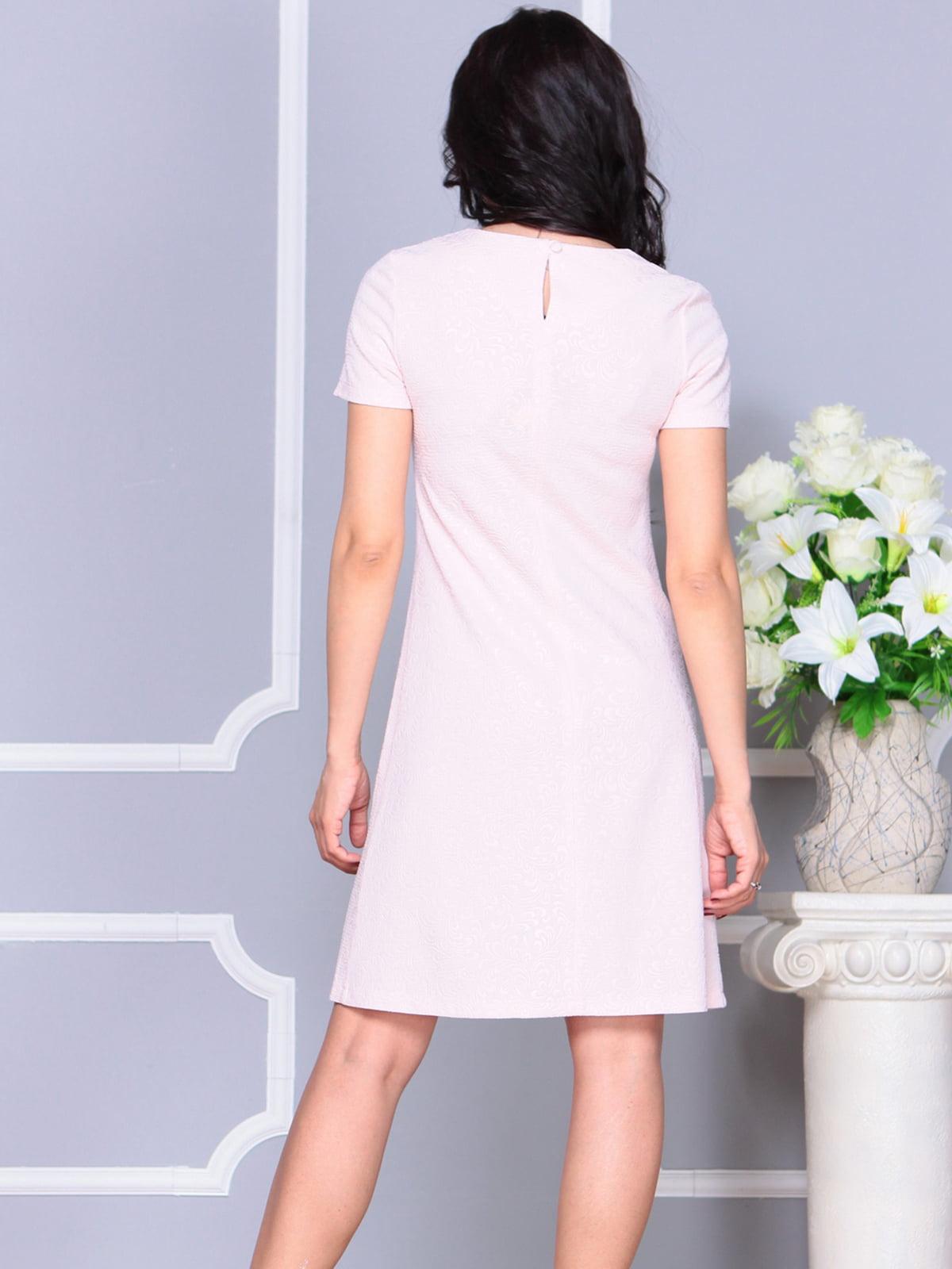 Платье бежевое   4261231   фото 2