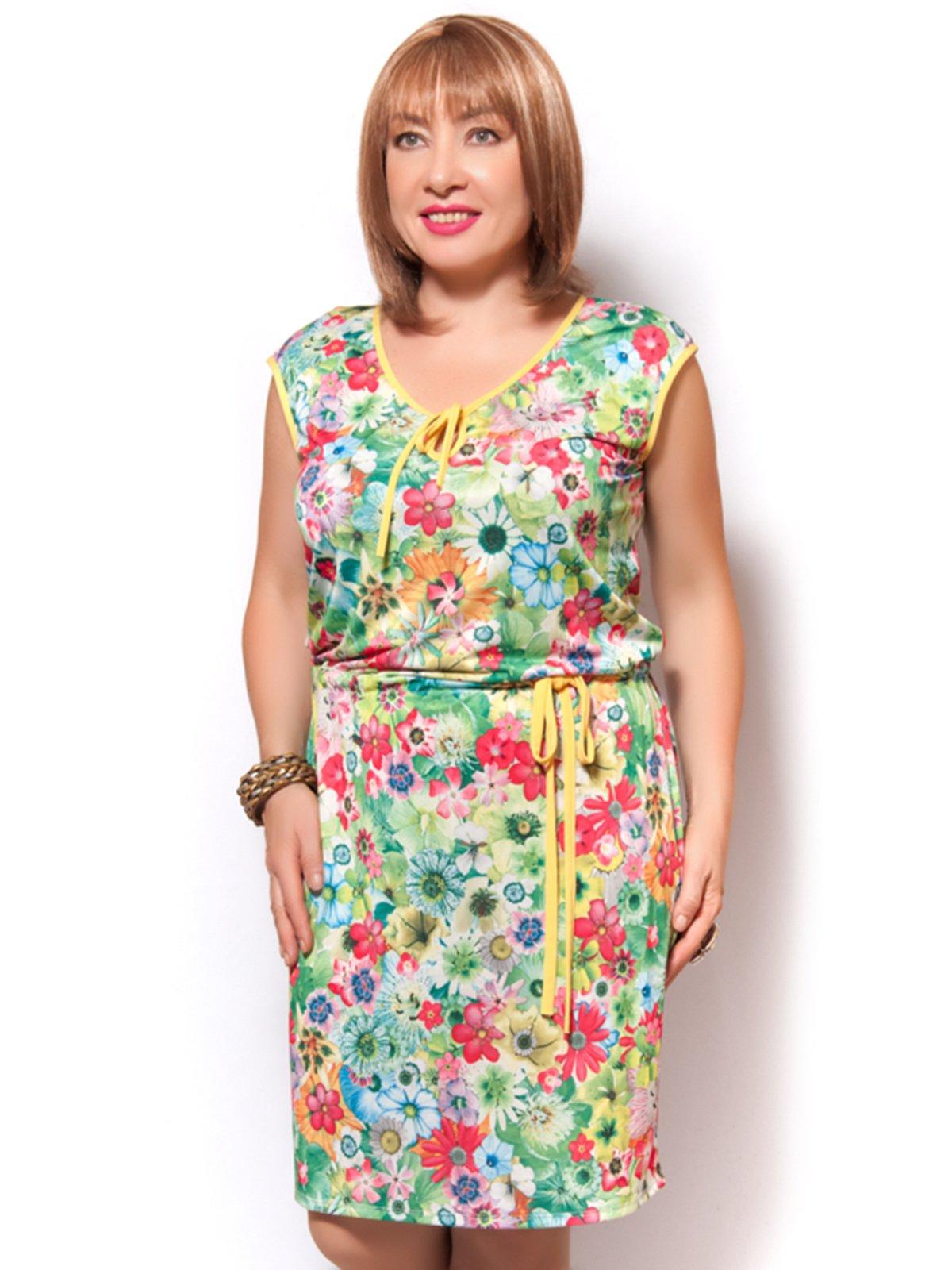 Платье зеленое | 4261706