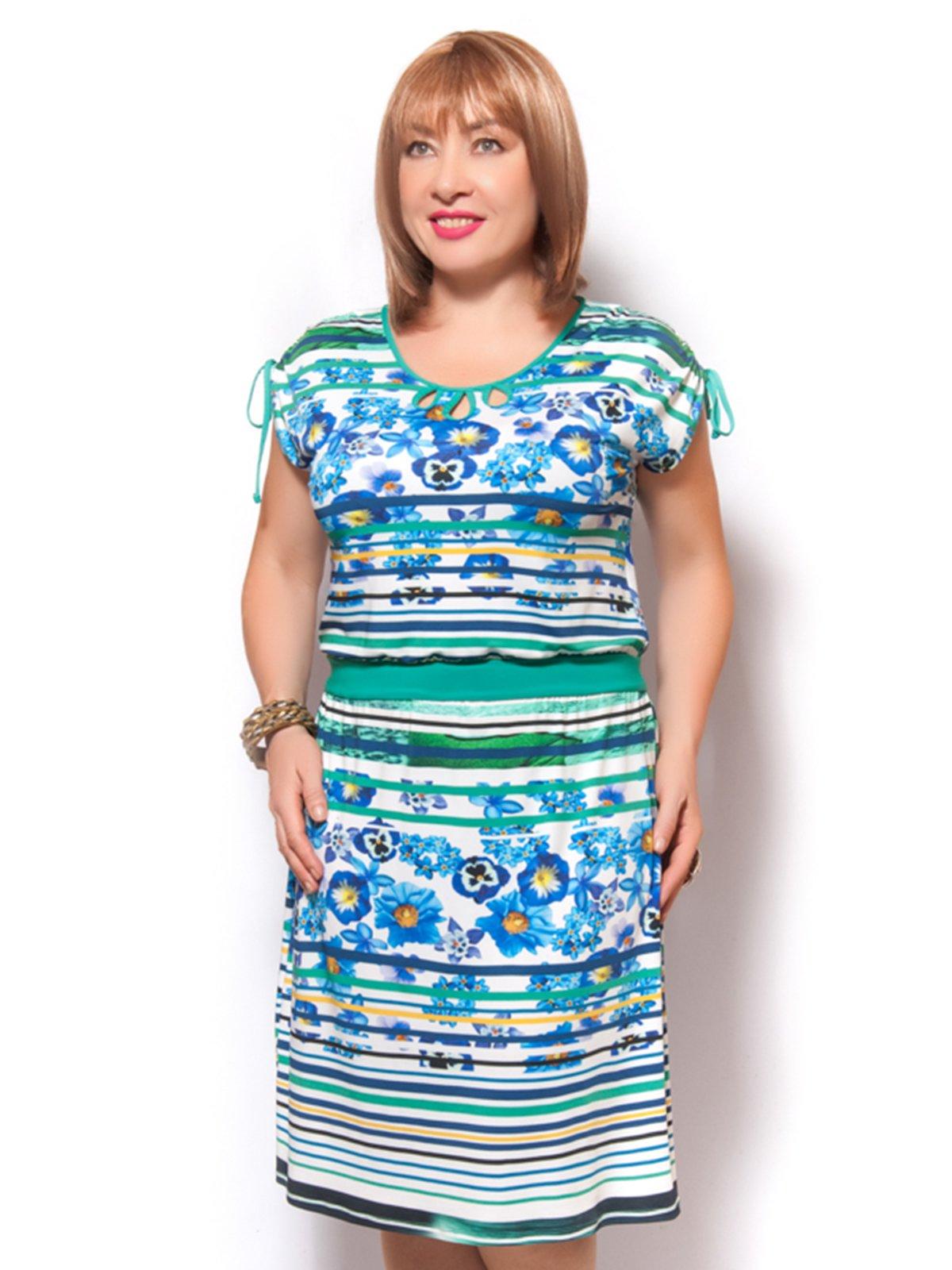 Сукня синя | 4261709