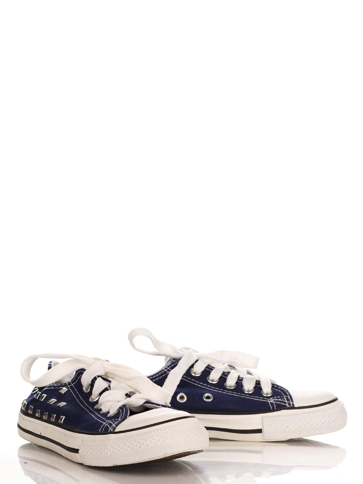 Кеды синие | 3902653