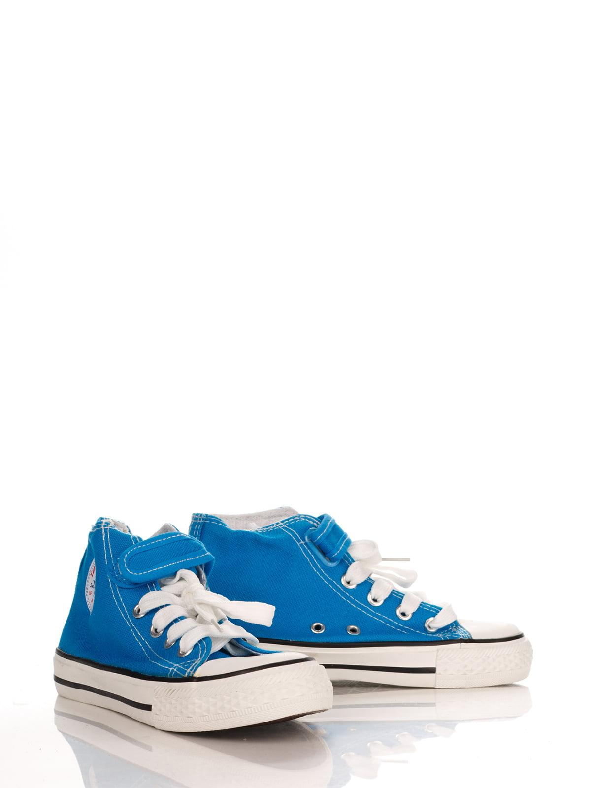 Кеды голубые | 3902651