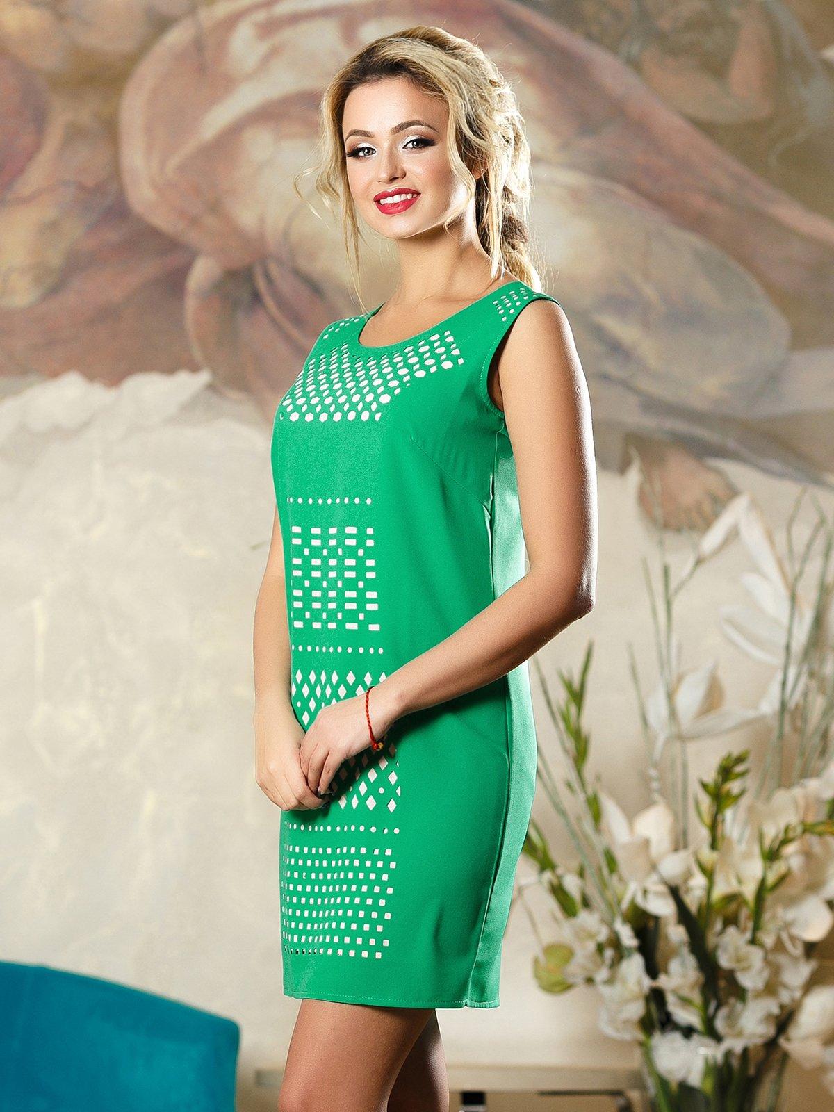 Сукня зелена | 4263108 | фото 2