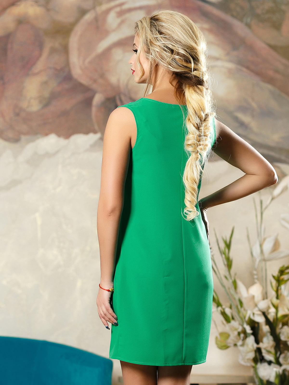 Сукня зелена | 4263108 | фото 3