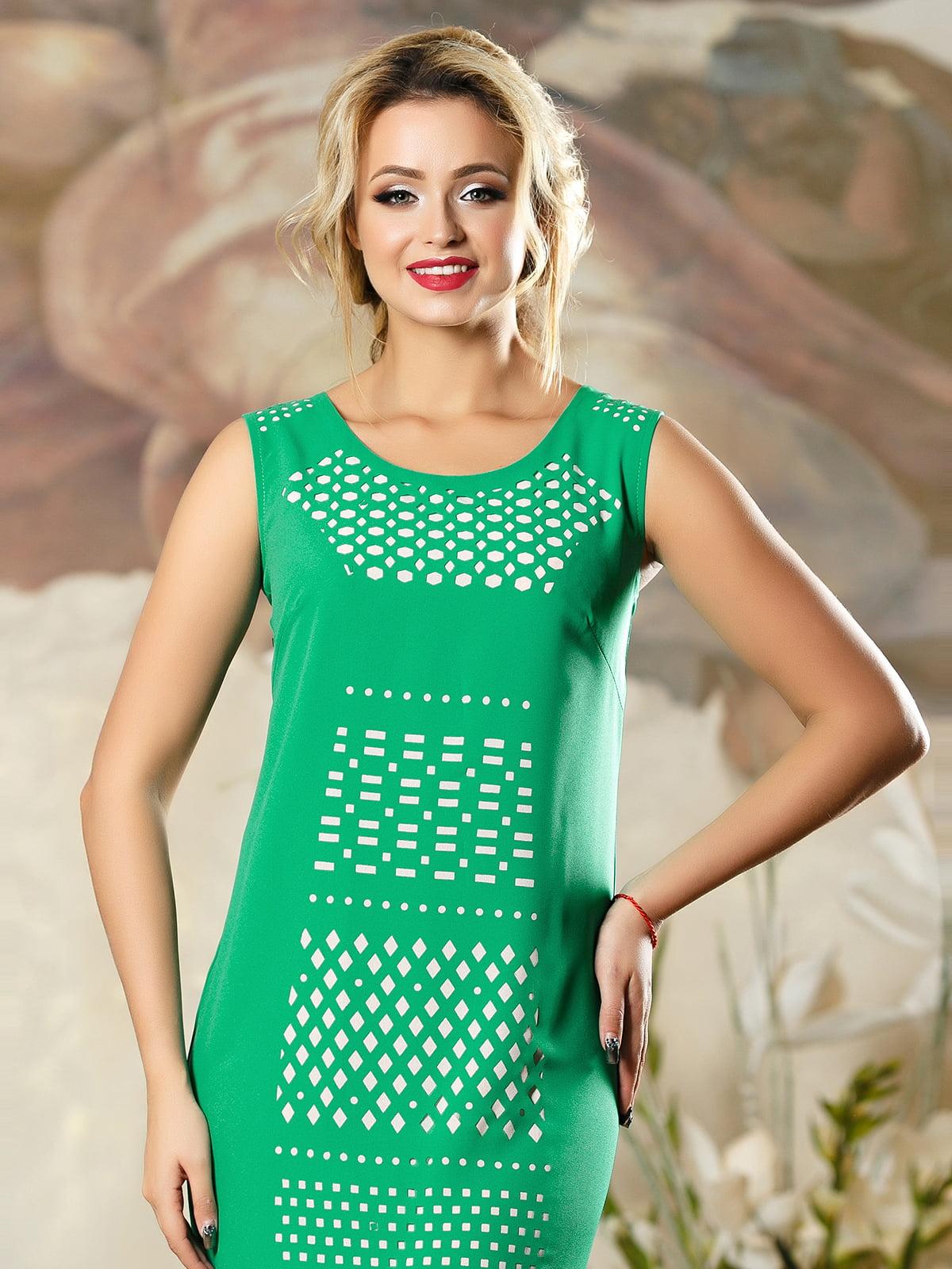 Сукня зелена | 4263108 | фото 4