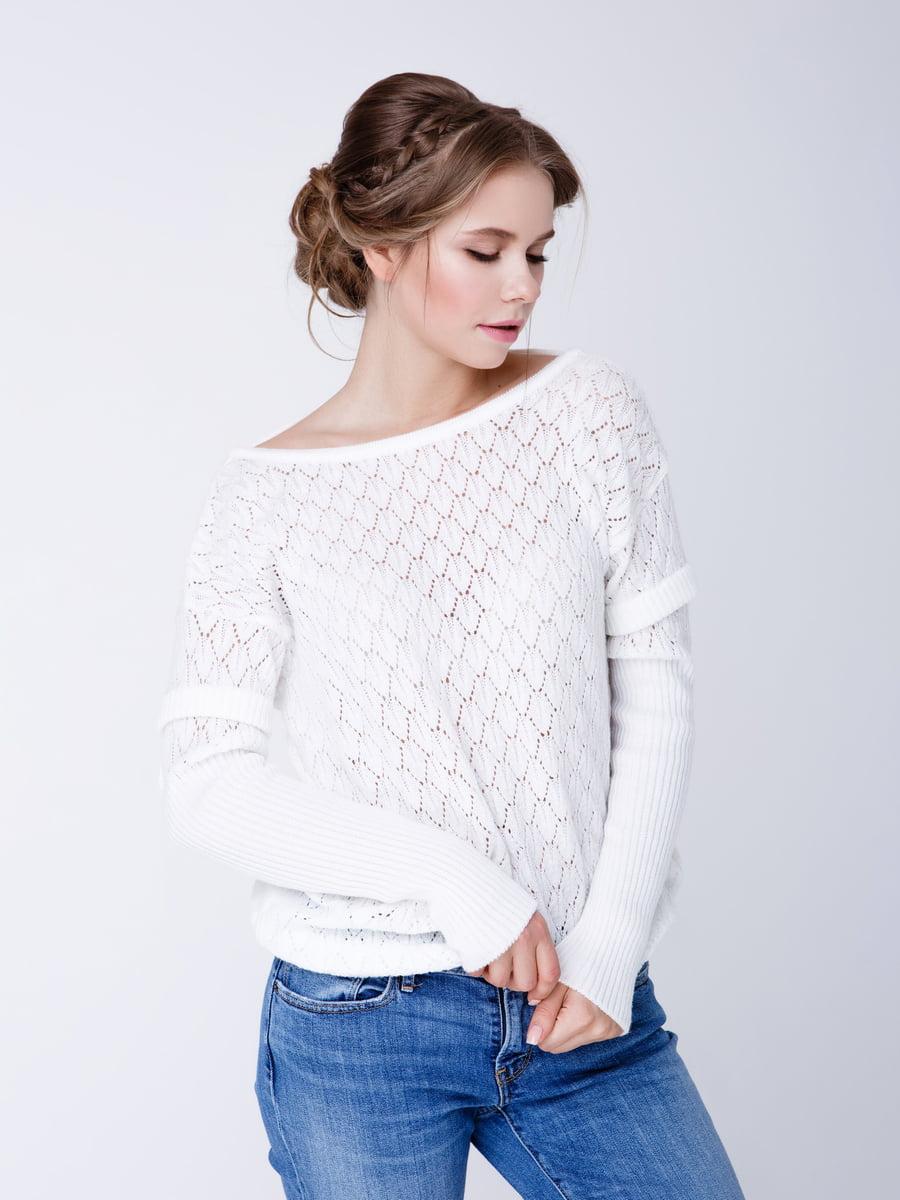 Джемпер білий | 4263602