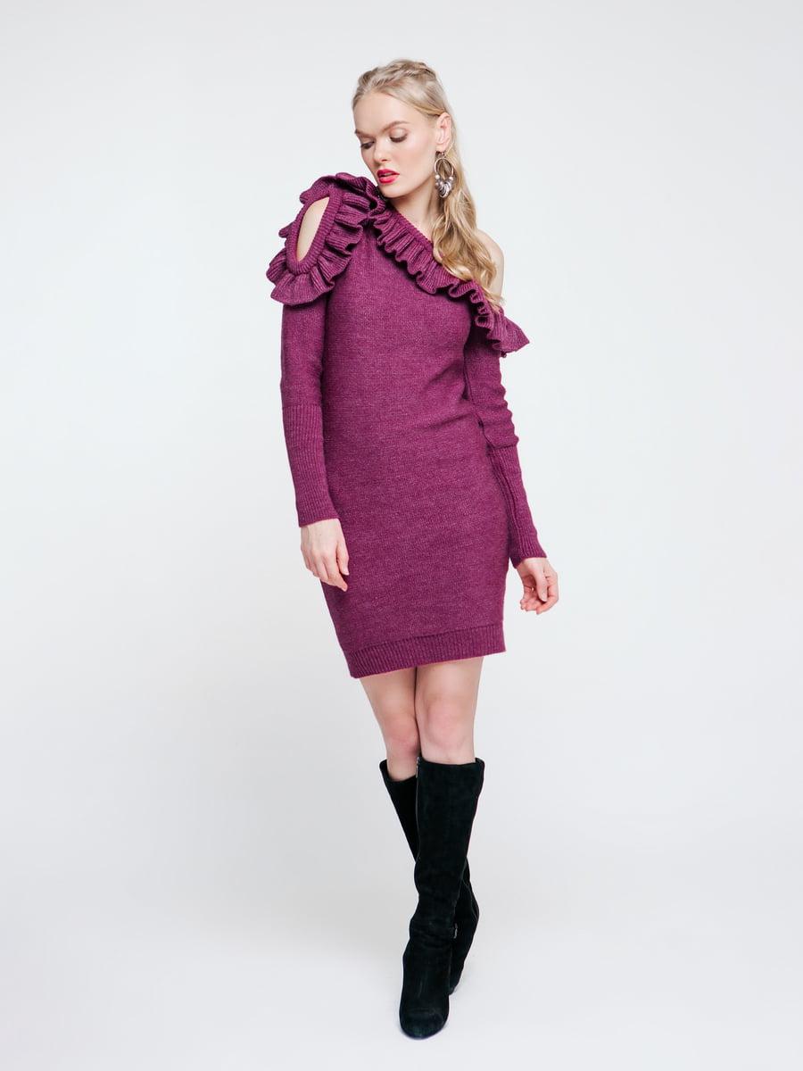 Сукня кольору фуксії   4263712