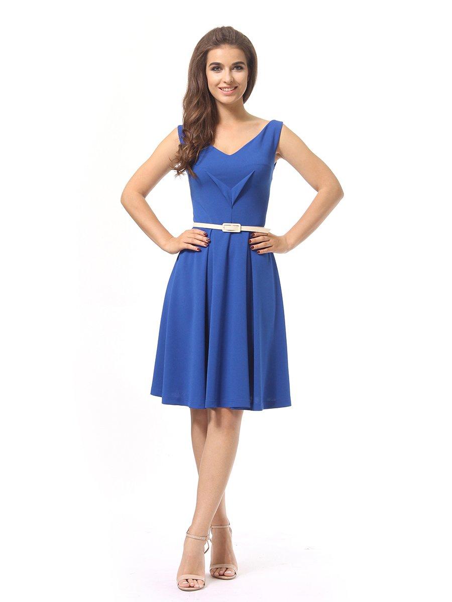 Платье синее   4249863