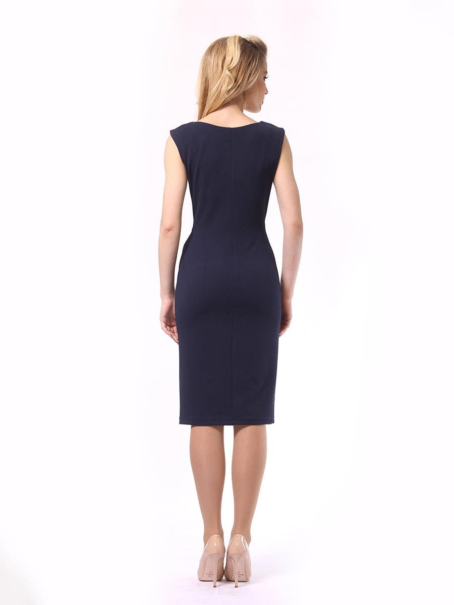 Платье двухцветное | 4249872 | фото 4