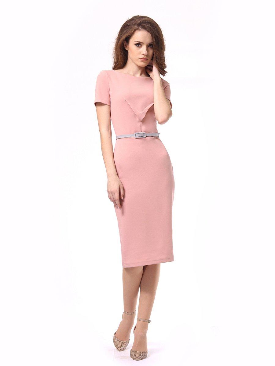 Сукня кольору фрез | 4249903