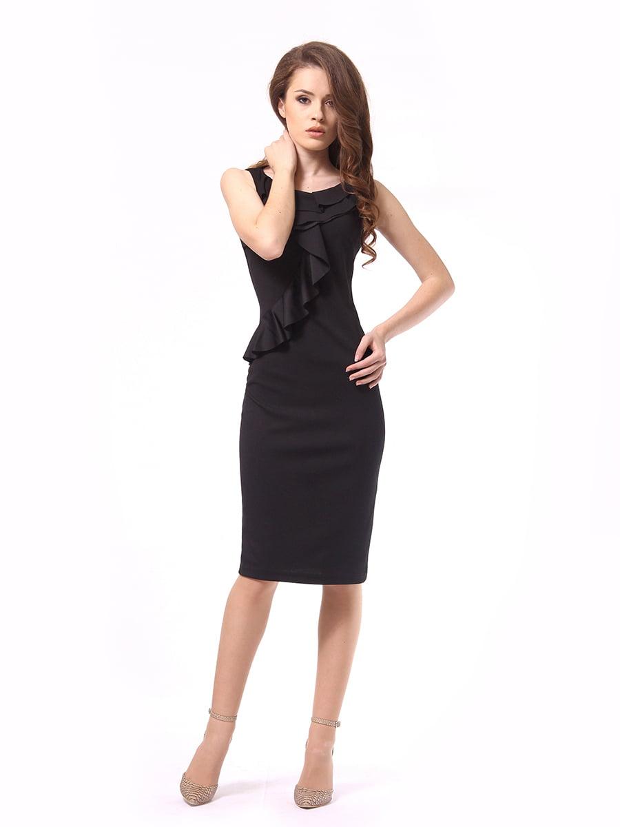 Платье черное   4249906   фото 2