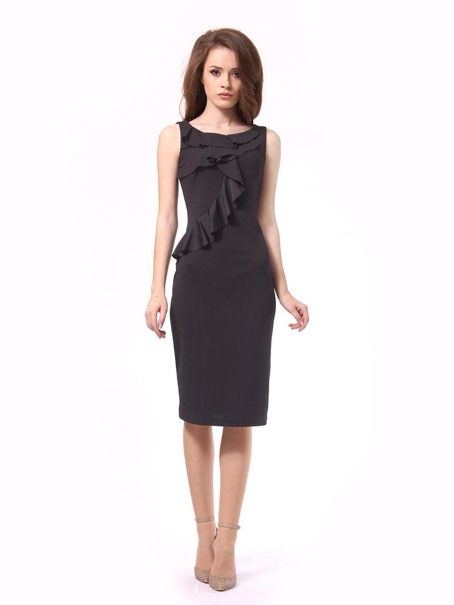 Платье черное   4249906   фото 3