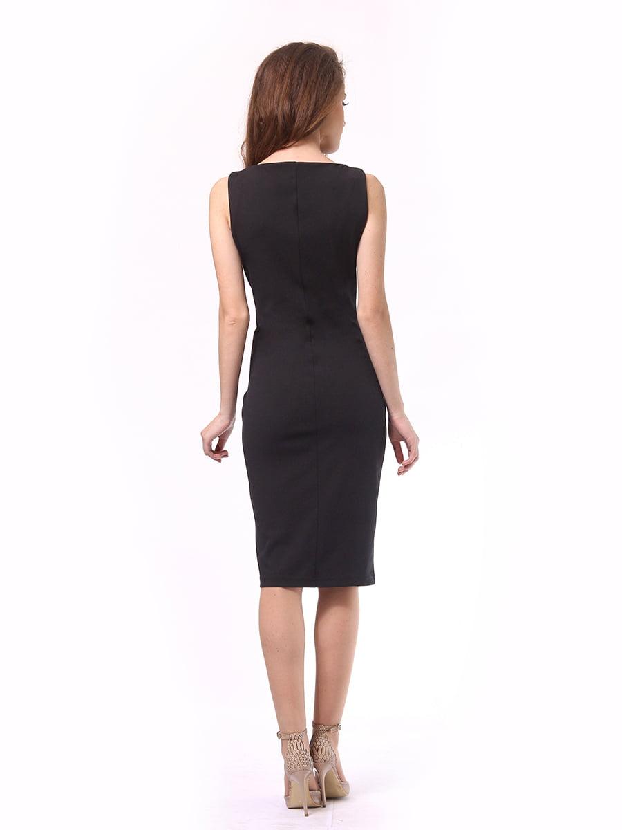 Платье черное   4249906   фото 4