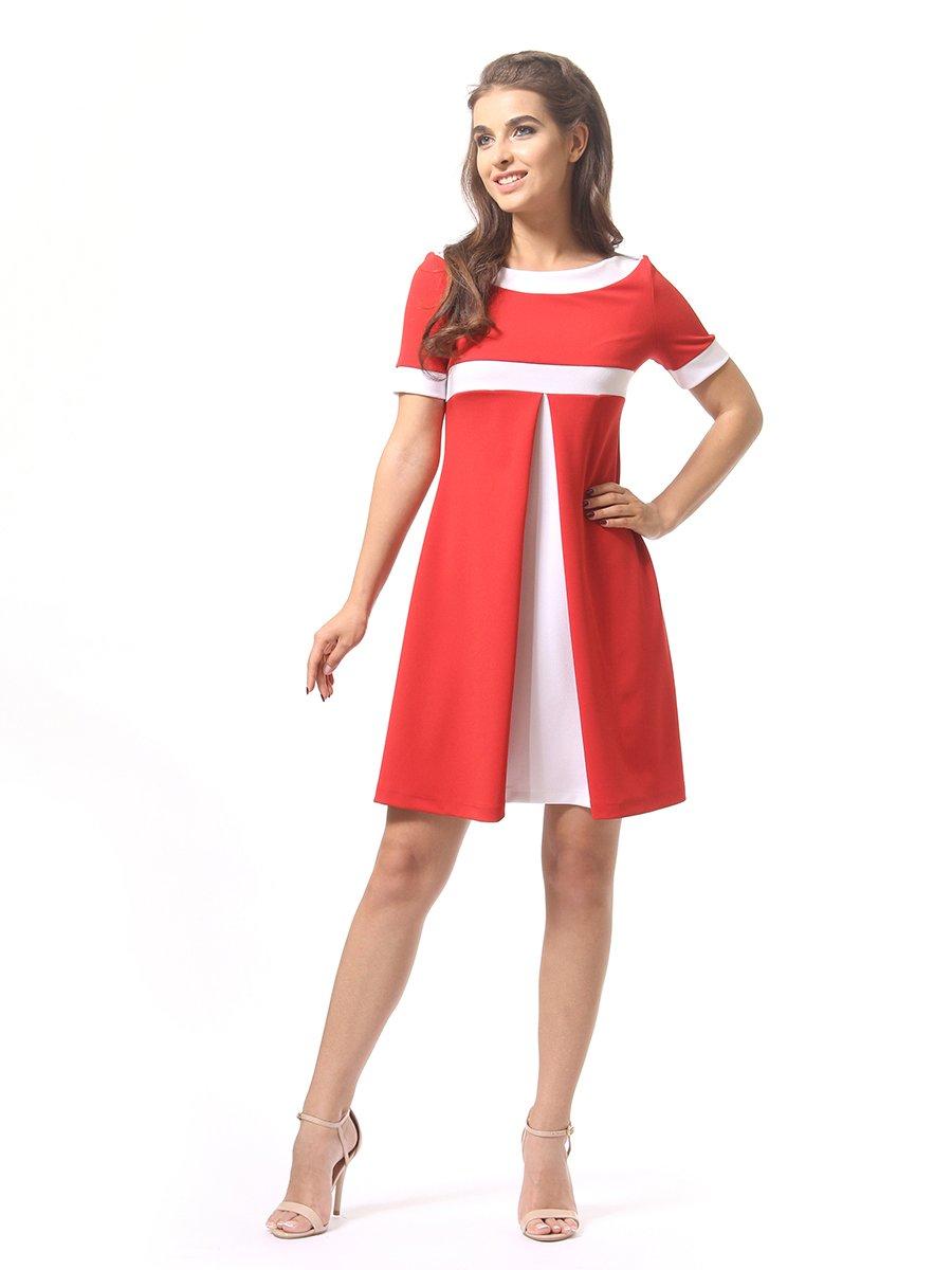 Платье красное | 4264930