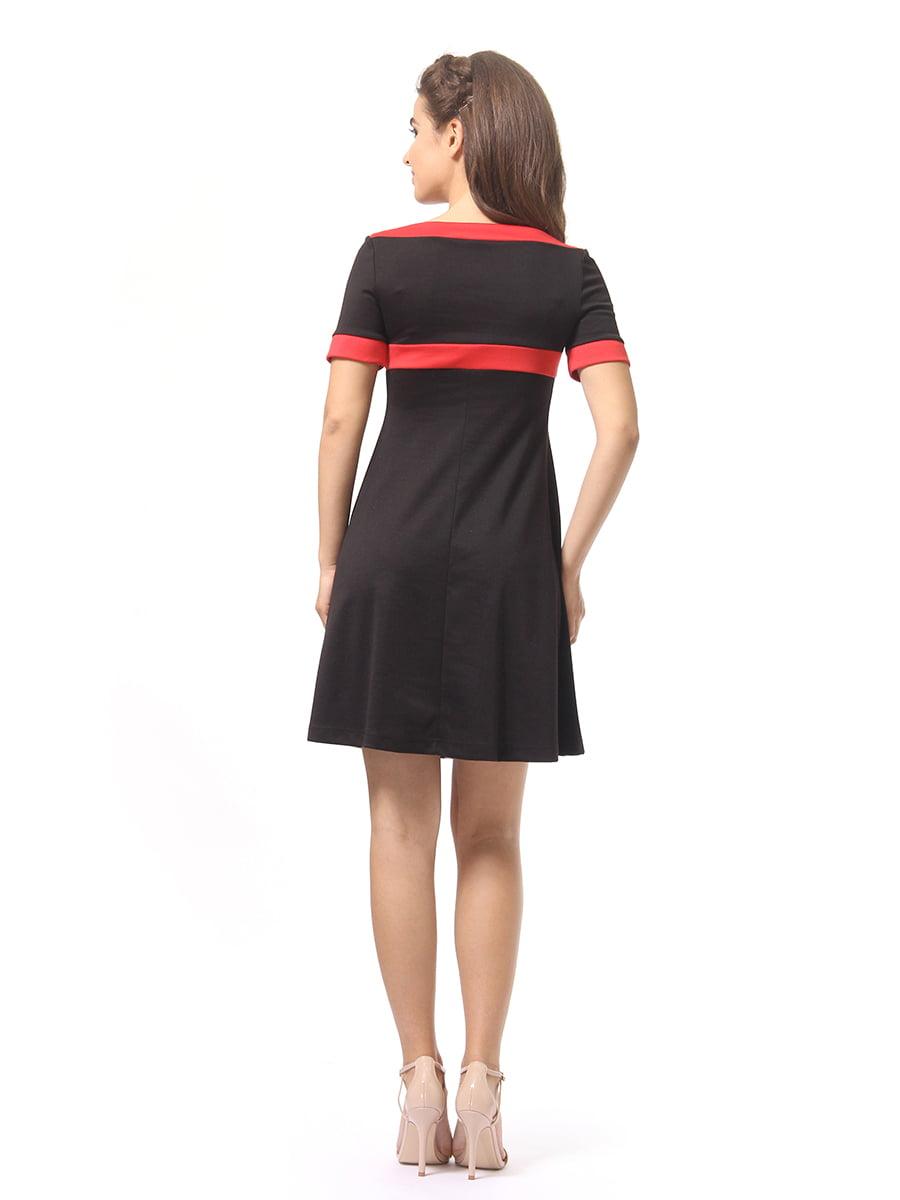 Платье черное | 4264932 | фото 4