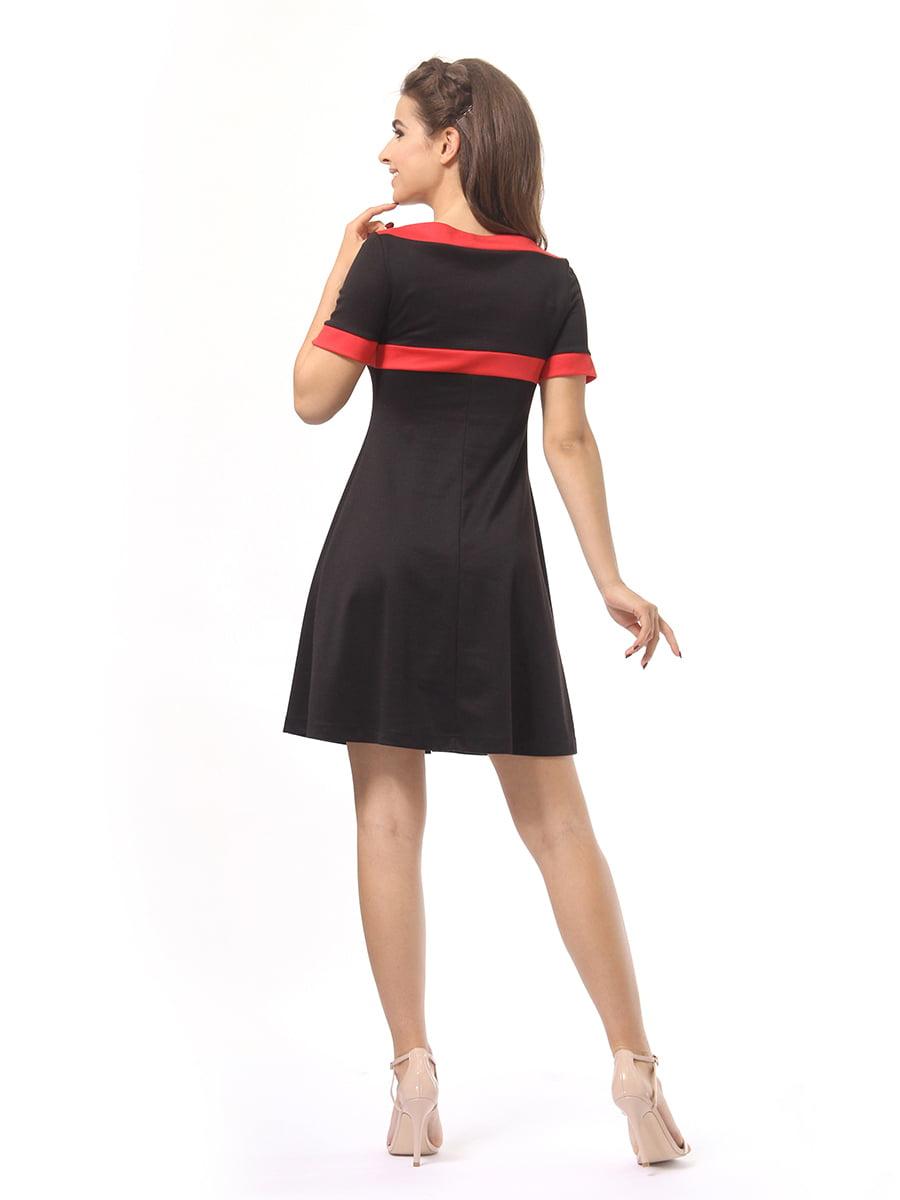 Платье черное | 4264932 | фото 5