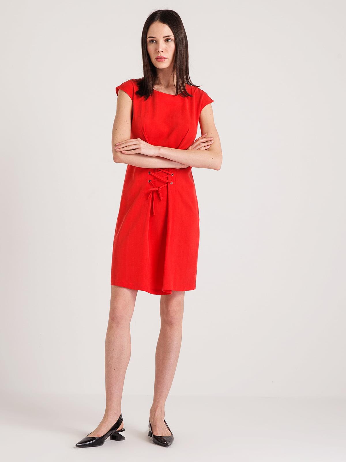Сукня червона | 4265353